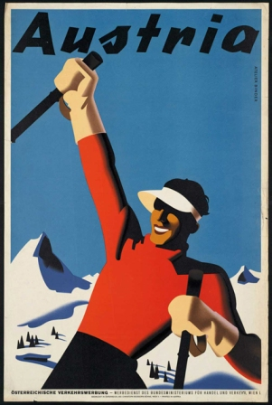 austria-vintage-travel-poster-www.freevintageposters.com
