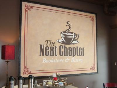 NCBB cafe sign